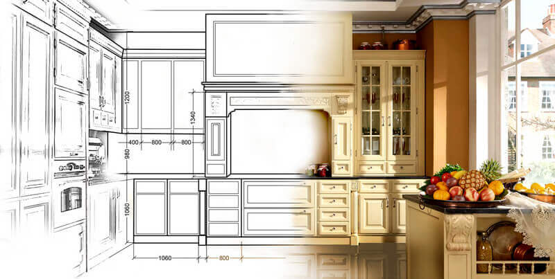 Вызов замерщика для заказа мебели